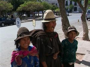 Sucre, Natives